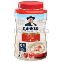 Quaker Instant Oatmeal Tin 1kg