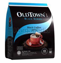 OldTown Black Series Black Coffee without Sugar 18x10gm