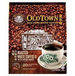 OldTown Nanyang Roasted White Coffee O with Sugar 20x30gm