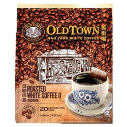 OldTown Nanyang Roasted White Coffee O No Added Sugar 20x12gm