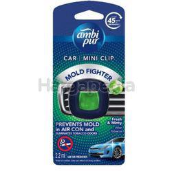 Ambi Pur Car Mini Air Freshener After Tobacco 2.2ml