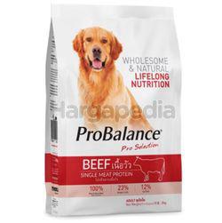 Pro Balance Dry Dog Food Beef 15kg