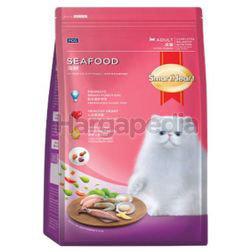 Smart Heart Adult Cat Food Seafood 3kg