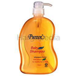 Pureen Baby Shampoo Wheatgerm 750ml