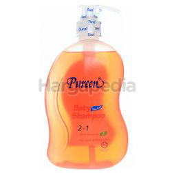 Pureen Baby Shampoo 2in1 750ml