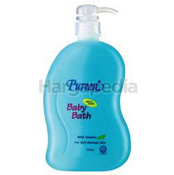 Pureen Baby Bath Regular Vitamin E 750ml