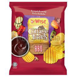 Wise Cottage Fries Potato Chips BBQ 65gm