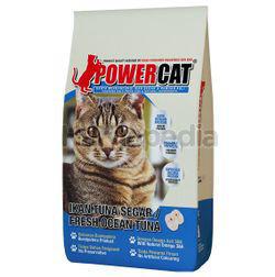Power Cat Cat Food Fresh Ocean Tuna 1.3kg