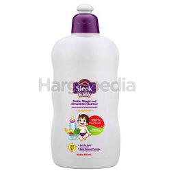 Sleek Bottle Nipple & Baby Accessories Cleanser 500ml