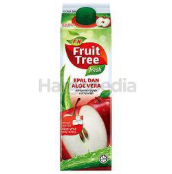 FruitTree Fresh Fruit Juice Apple & Aloe Vera 1lit