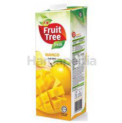 FruitTree Fresh Fruit Juice Mango 1lit