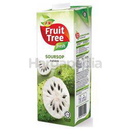FruitTree Fresh Fruit Juice Soursop 1lit