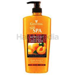 Ginvera Real Spa Apricot Shower Scrub 750ml