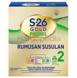 S-26 Gold Promil Step 2 600gm