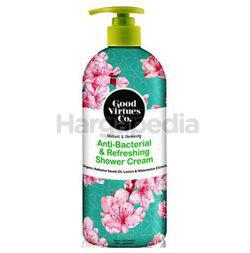 Good Virtues Co Anti Bacterial & Refreshing Shower Cream 700ml