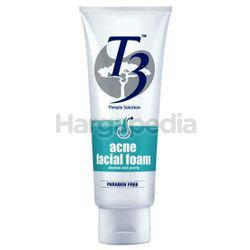 T3 Acne Facial Foam 100ml