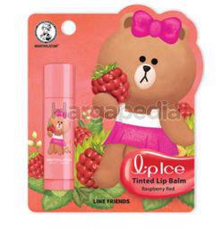Lip Ice Tinted Lip Balm Raspberry Red 3.5gm