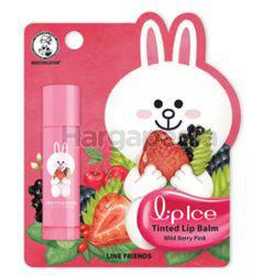 Lip Ice Tinted Lip Balm Wild Berry Pink 3.5gm