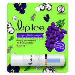Lip Ice Fruity Lip Balm Grape Blackcurrant 3.5gm