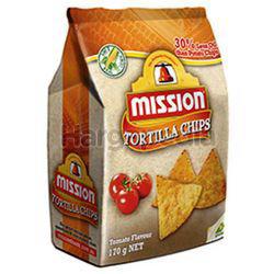 Mission Tortilla Chips Tomato 170gm