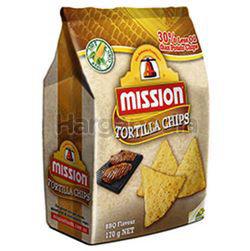 Mission Tortilla Chips BBQ 170gm