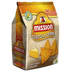 Mission Tortilla Chips Cheese 170gm