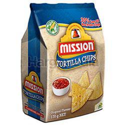 Mission Tortilla Chips Original 170gm