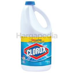 Clorox Bleach Original 2lit