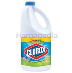 Clorox Bleach Green Apple 2lit