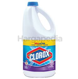 Clorox Bleach Lavender 2lit