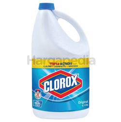 Clorox Bleach Original 4lit