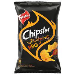 Twisties Chipster Flaming BBQ 160gm