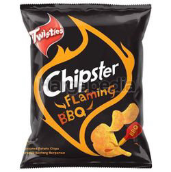 Twisties Chipster Flaming BBQ 60gm