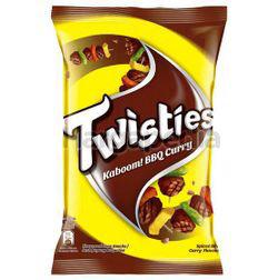 Twisties Snack BBQ Curry 160gm