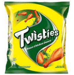Twisties Snack Multipack Roast Chicken 8x15gm