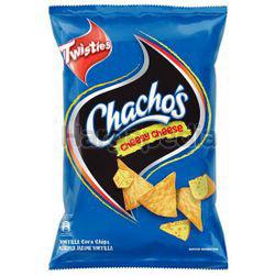 Twisties Chacho's Cheesy Cheese 185gm