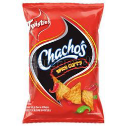 Twisties Chacho's Spicy Curry 185gm