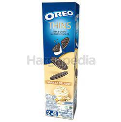 Oreo Thins Vanilla Delight 95gm