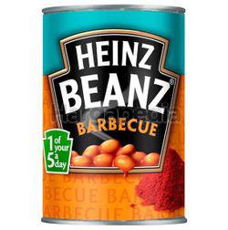 Heinz Beanz Barbeque Baked Beans 390gm
