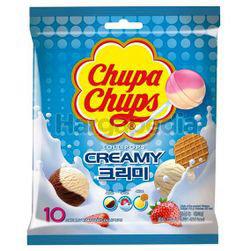 Chupa Chups Lollipops Creamy 10x11gm