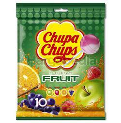 Chupa Chups Lollipops Fruit 10x11gm