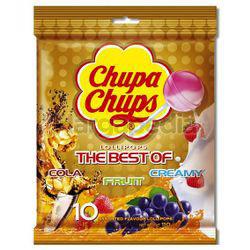 Chupa Chups Lollipops The Best Of 10x11gm