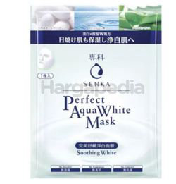 Senka Perfect Aqua White Mask Soothing White 1s