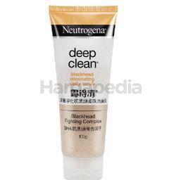 Neutrogena Deep Clean Blackhead Eliminating Daily Scrub 100gm