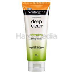 Neutrogena Deep Clean Energizing Foaming Cleanser 85gm