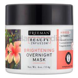 Freeman Beauty Infusion Bright Overnight Mask 114gm
