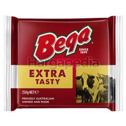Bega Extra Tasty Cheddar Cheese 250gm