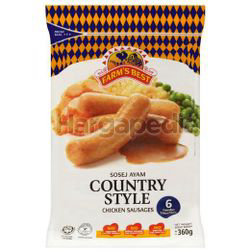 Farm's Best Country Style Sausage 360gm