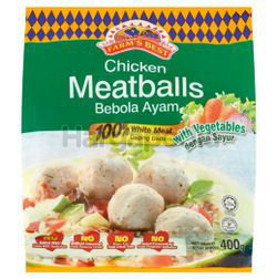 Farm's Best Chicken Meatballs with Vegetable 400gm