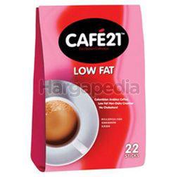 Cafe 21 Low Fat Coffee 22x14gm